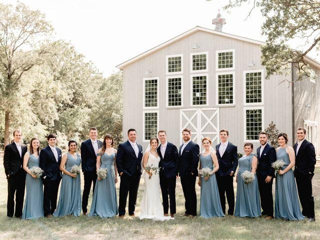 Dakota and Claire's Wedding in Dallas, Texas 68