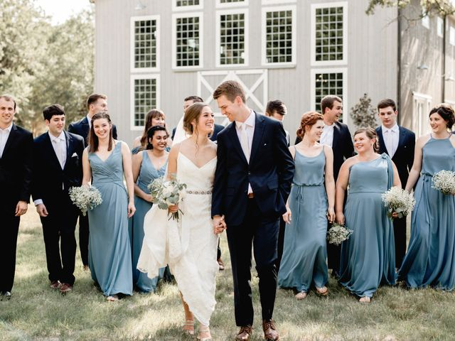 Dakota and Claire's Wedding in Dallas, Texas 69
