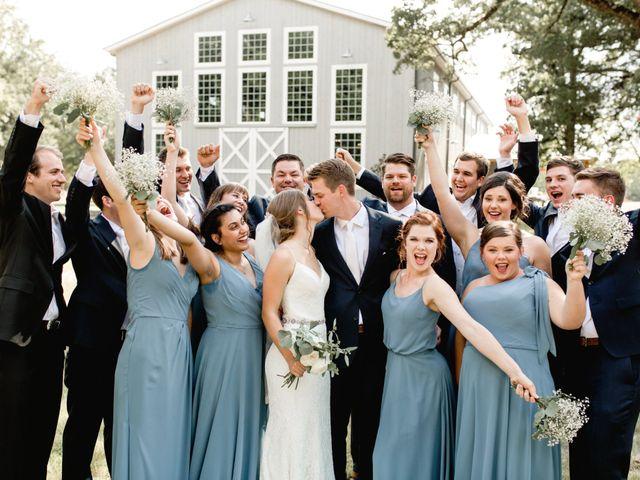 Dakota and Claire's Wedding in Dallas, Texas 71