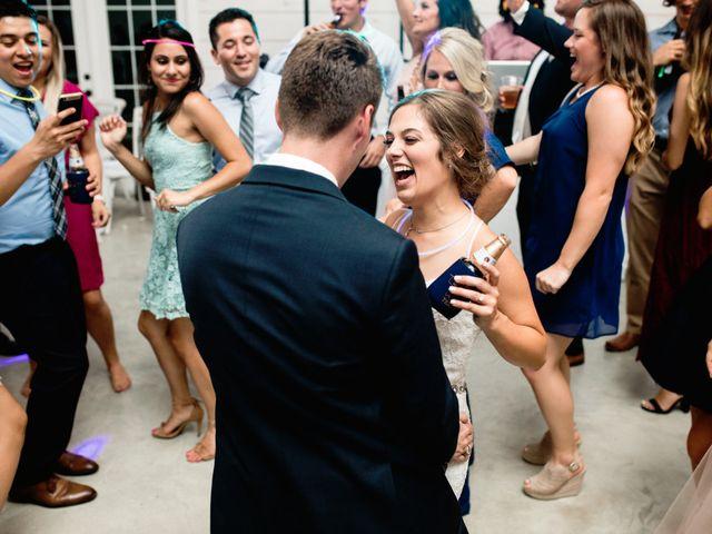 Dakota and Claire's Wedding in Dallas, Texas 101