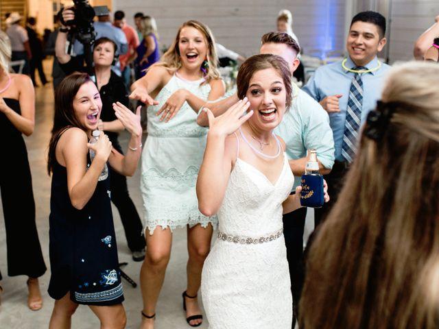 Dakota and Claire's Wedding in Dallas, Texas 102