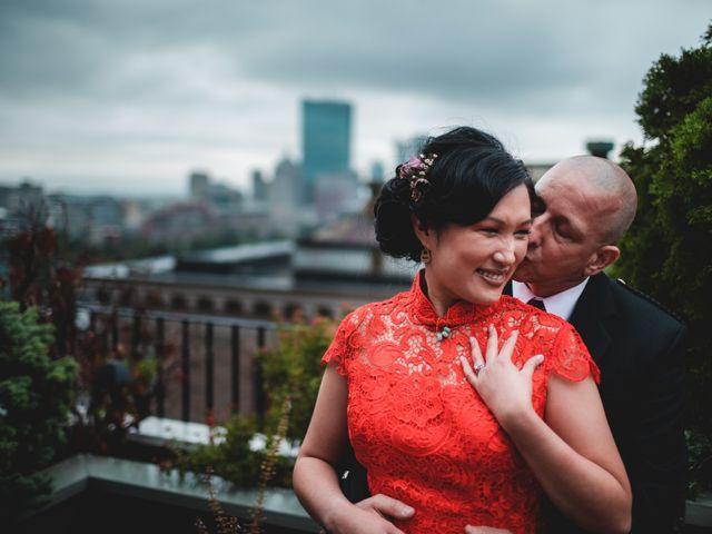 Bryan and Alicia's Wedding in Boston, Massachusetts 1