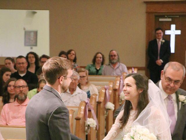 Sarah and Ben's Wedding in Shelburn, Indiana 1