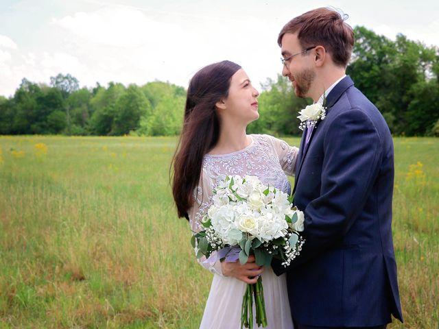 The wedding of Ben and Sarah