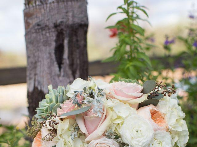 Aaron and Candice's Wedding in Tucson, Arizona 8