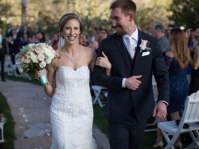 Aaron and Candice's Wedding in Tucson, Arizona 1
