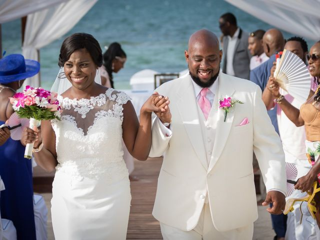 The wedding of Michael and Ernis