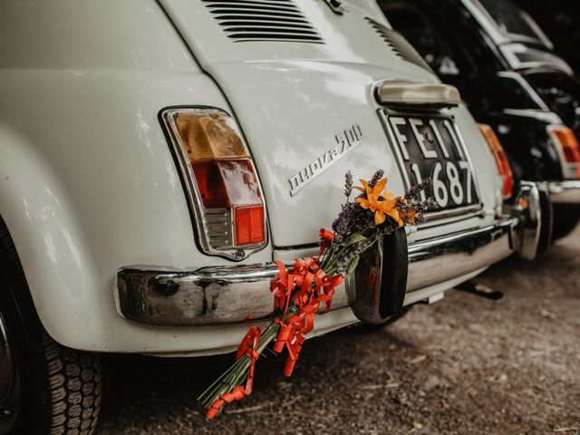 Franceska and Stefano's Wedding in Bologna, Italy 9