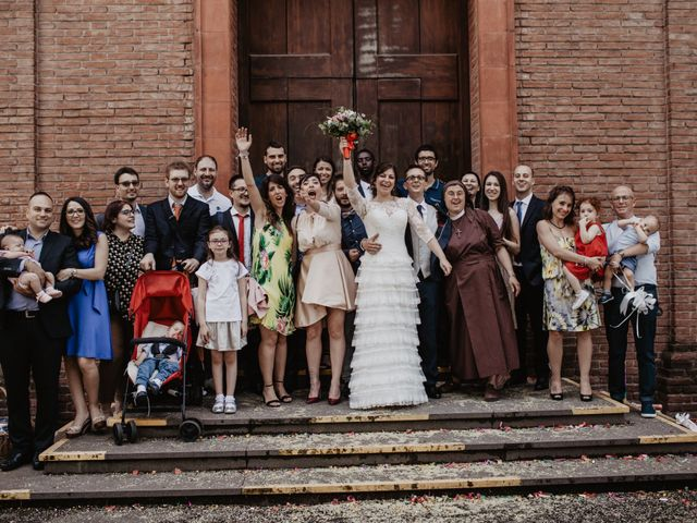 Franceska and Stefano's Wedding in Bologna, Italy 29