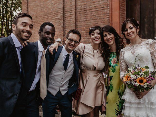 Franceska and Stefano's Wedding in Bologna, Italy 33