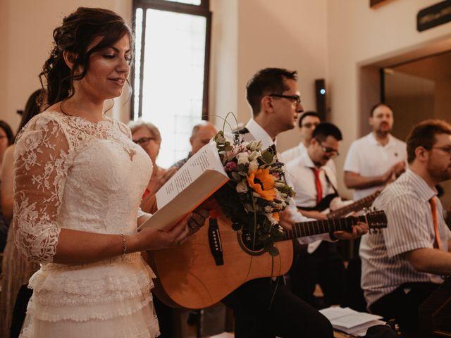 Franceska and Stefano's Wedding in Bologna, Italy 42
