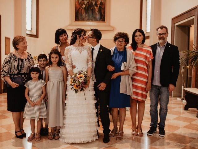 Franceska and Stefano's Wedding in Bologna, Italy 44
