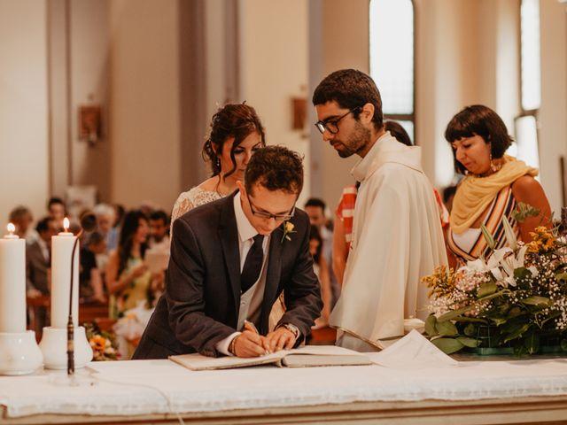 Franceska and Stefano's Wedding in Bologna, Italy 49