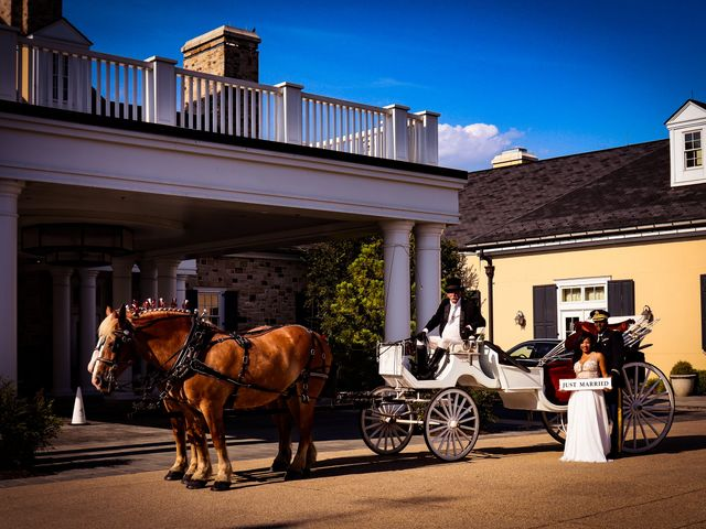 Fred and Antoinette's Wedding in Middleburg, Virginia 24