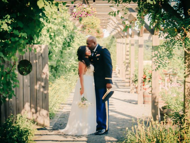Fred and Antoinette's Wedding in Middleburg, Virginia 13