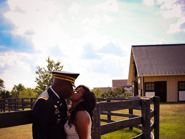 Fred and Antoinette's Wedding in Middleburg, Virginia 16