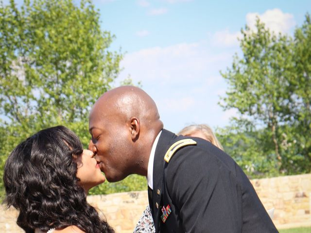 Fred and Antoinette's Wedding in Middleburg, Virginia 12