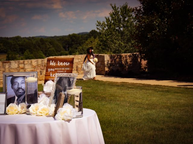 Fred and Antoinette's Wedding in Middleburg, Virginia 7
