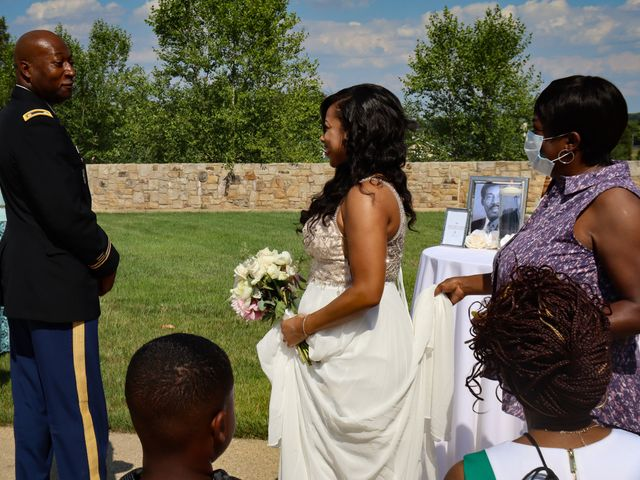 Fred and Antoinette's Wedding in Middleburg, Virginia 8