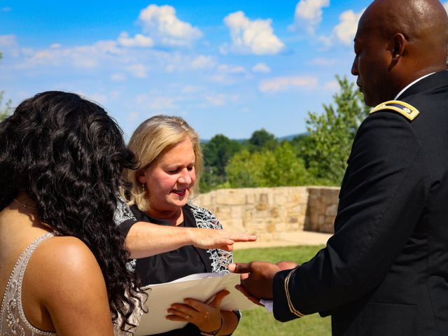 Fred and Antoinette's Wedding in Middleburg, Virginia 10