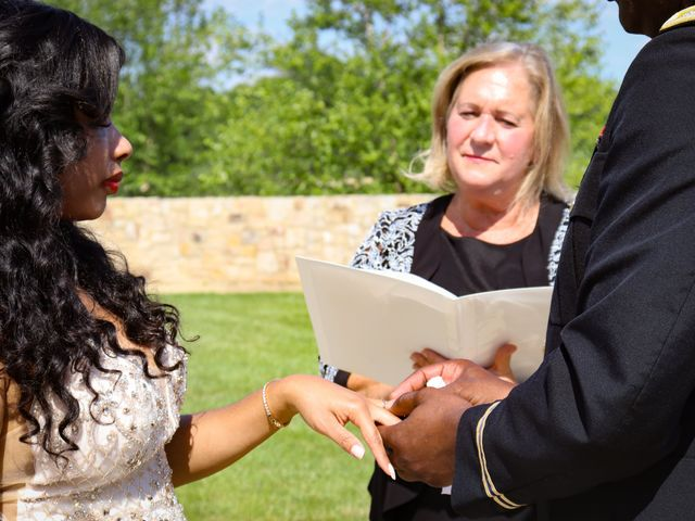 Fred and Antoinette's Wedding in Middleburg, Virginia 11