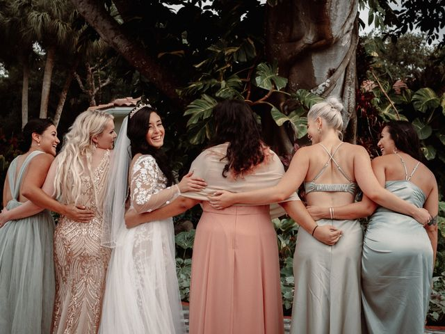 Emerson and Gina's Wedding in Bonita Springs, Florida 34