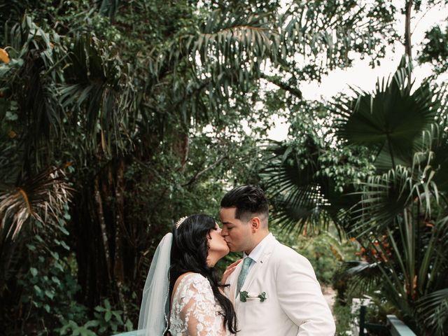 Emerson and Gina's Wedding in Bonita Springs, Florida 29