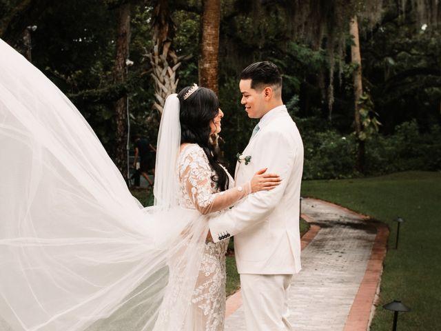 Emerson and Gina's Wedding in Bonita Springs, Florida 4