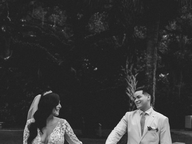 Emerson and Gina's Wedding in Bonita Springs, Florida 5