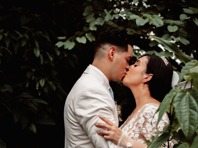 Emerson and Gina's Wedding in Bonita Springs, Florida 11