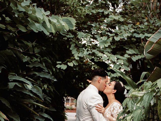 Emerson and Gina's Wedding in Bonita Springs, Florida 12