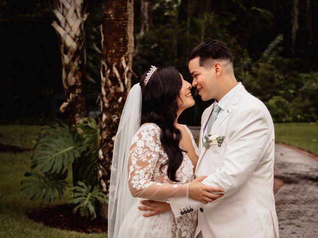 Emerson and Gina's Wedding in Bonita Springs, Florida 14