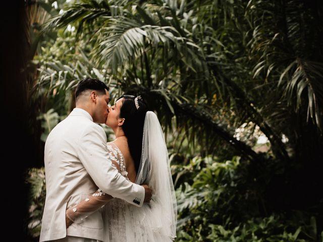 Emerson and Gina's Wedding in Bonita Springs, Florida 16