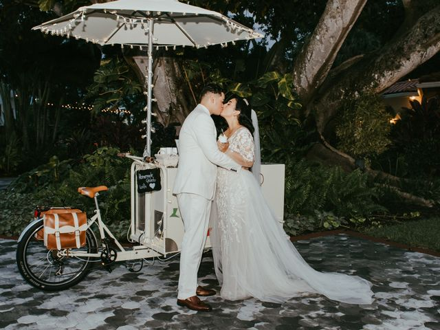 Emerson and Gina's Wedding in Bonita Springs, Florida 37