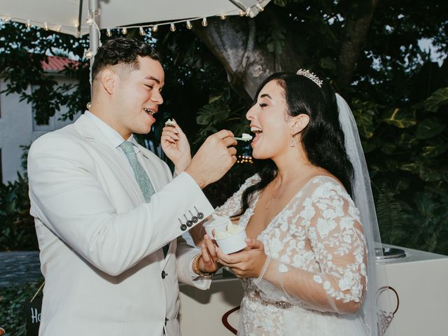 Emerson and Gina's Wedding in Bonita Springs, Florida 38