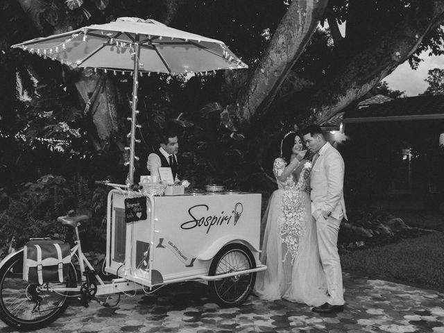 Emerson and Gina's Wedding in Bonita Springs, Florida 39