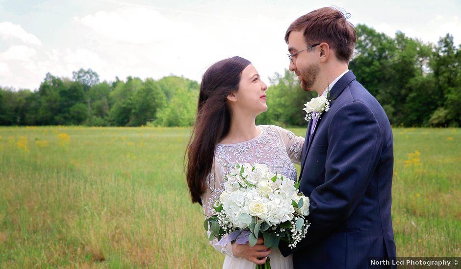 Sarah and Ben's Wedding in Shelburn, Indiana
