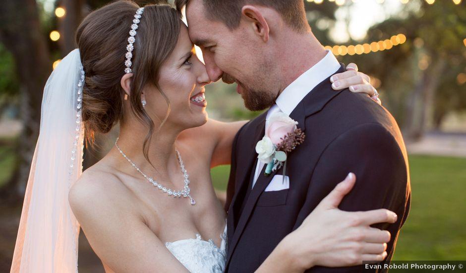 Aaron and Candice's Wedding in Tucson, Arizona