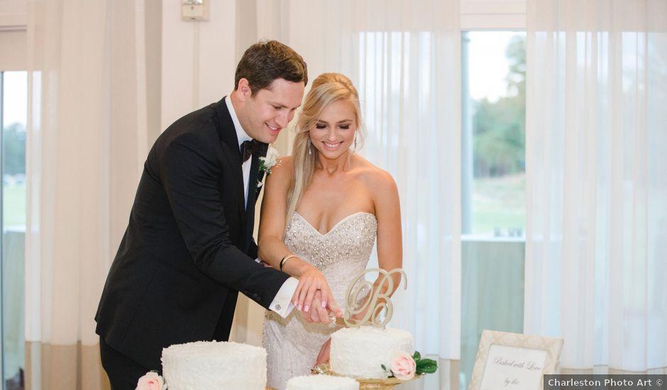 Chris and Madalyn's Wedding in Charleston, South Carolina