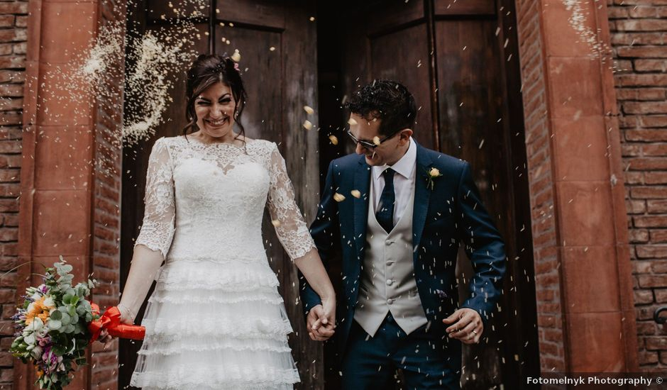 Franceska and Stefano's Wedding in Bologna, Italy