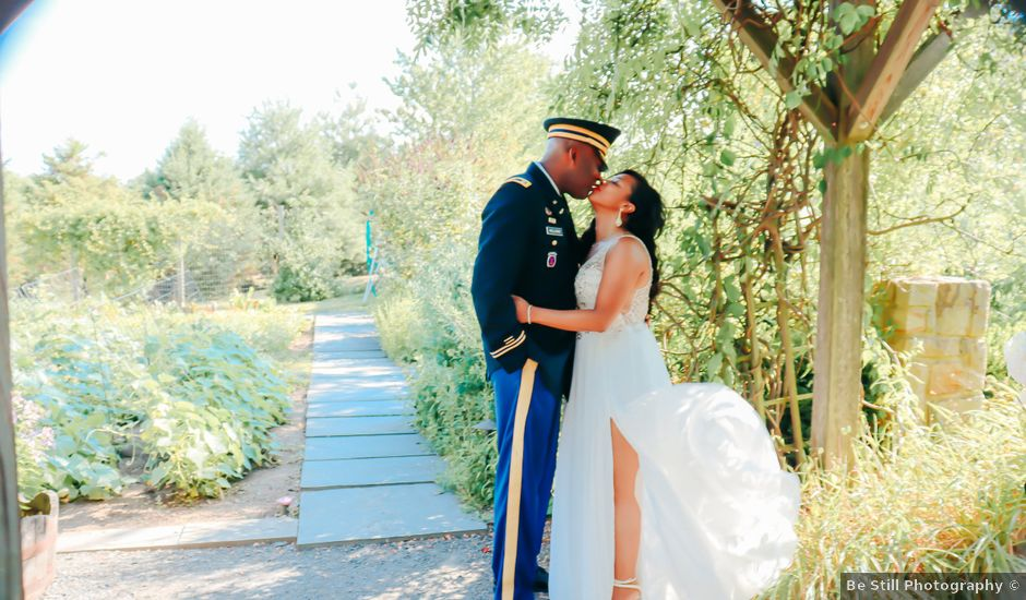 Fred and Antoinette's Wedding in Middleburg, Virginia