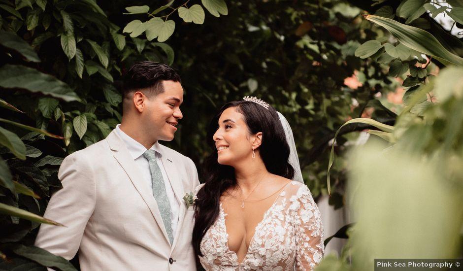 Emerson and Gina's Wedding in Bonita Springs, Florida