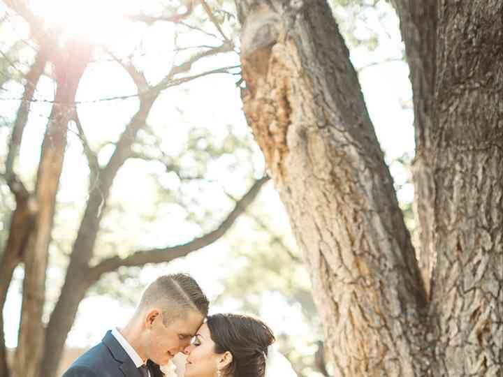 The wedding of Derek and Shawna