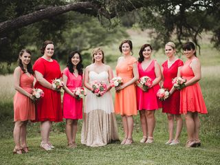 Victoria and Evan's Wedding in Dripping Springs, Texas 3