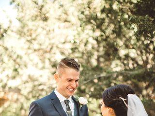 Shawna and Derek's Wedding in Santa Fe, New Mexico 13