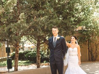 Shawna and Derek's Wedding in Santa Fe, New Mexico 3