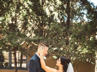 Shawna and Derek's Wedding in Santa Fe, New Mexico 11