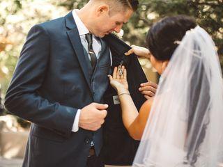 Shawna and Derek's Wedding in Santa Fe, New Mexico 12