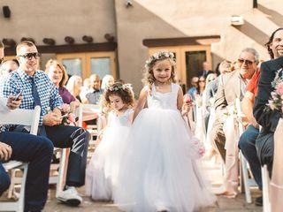 Shawna and Derek's Wedding in Santa Fe, New Mexico 18