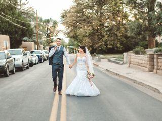Shawna and Derek's Wedding in Santa Fe, New Mexico 26